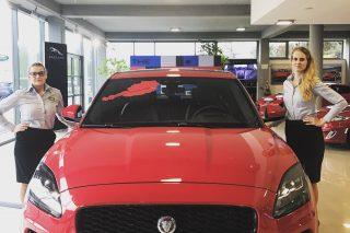 Jaguar E-PACE ve Zlíně jen 22.11.