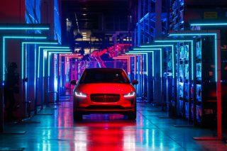 Jaguar I-PACE – umění elektrického výkonu