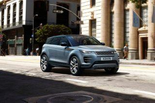 Range Rover Evoque Hello Edition<br />již od 998 250 Kč vč. DPH