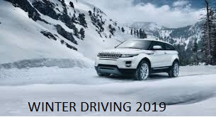 WINTER DRIVING 2019