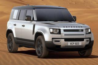 Nový Land Rover Defender právě přijíždí!