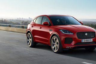 Jaguar E-PACE BUSINESS<br />Již od 699 000 Kč bez DPH<br />845 790 Kč vč. DPH*