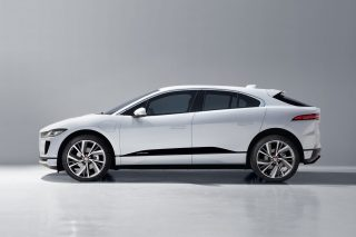 Daily Motors test I-PACE