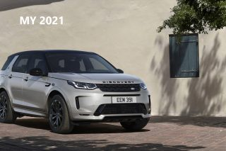 Discovery Sport a Evoque MY 2021